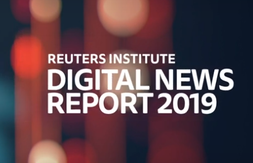reuters digital news report